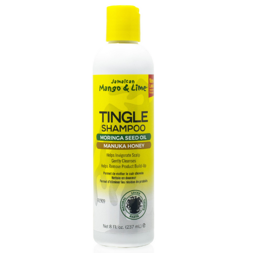 Jamaican Mango & Lime Tingle Shampoo 8oz