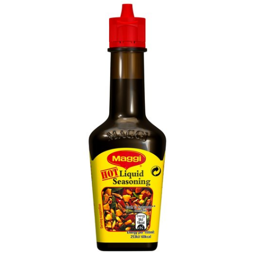 Maggi Liquid Seasoning Hot 100ml