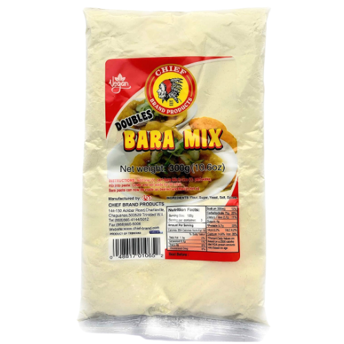 Chief Doubles Bara Mix 300g