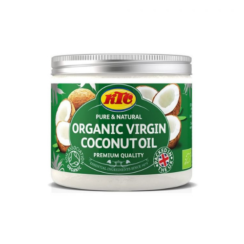 KTC 100% Organic Virgin Coconut Oil 250ml