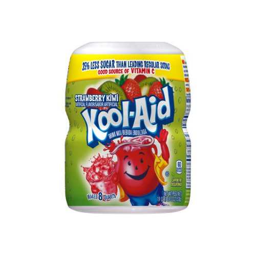 Kool-Aid Drink Mix - Strawberry Kiwi 19oz