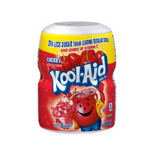 Kool-Aid Drink Mix - Cherry 19oz