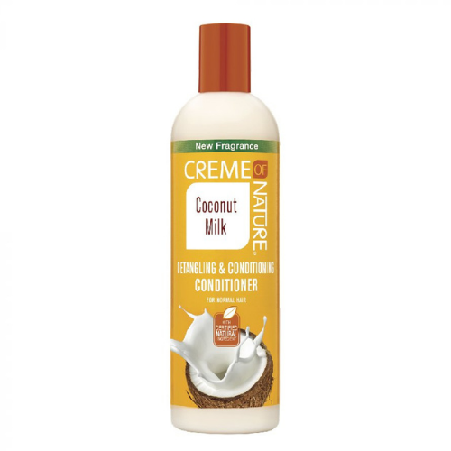 Creme of Nature Coconut Milk Detangling & Conditioning Conditioner 12oz