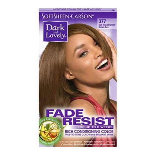 Dark & Lovely Fade Resistant Rich Colour - Sun-Kissed Brown 377