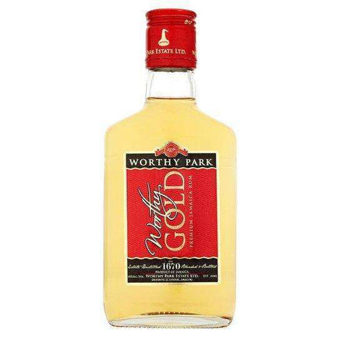 Worthy Park Gold Premium Rum 200ml