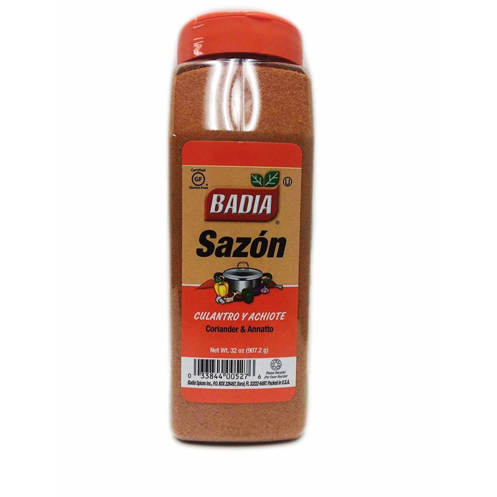 Badia Sazon with Coriander & Annatto 32oz