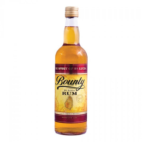 Bounty Premium Gold Rum 700ml