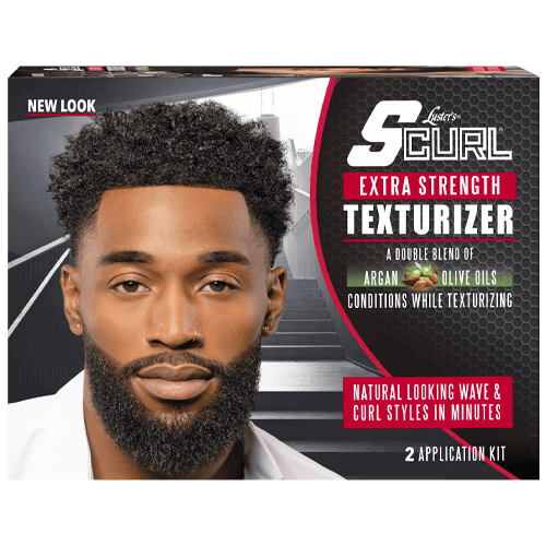 Luster's S-Curl Extra Strength Texturizer