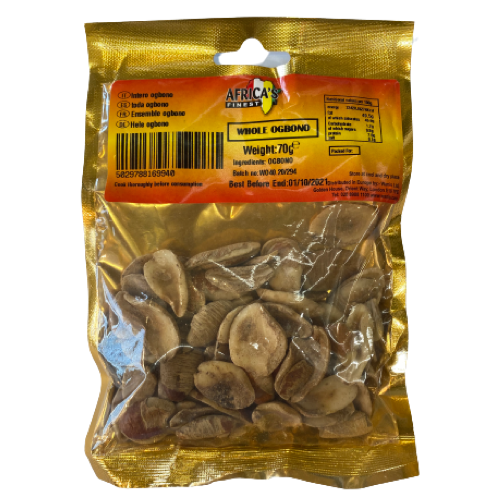 Africa's Finest Whole Ogbono 70g