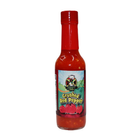 Jamaica Valley Crushed Red Pepper 148ml