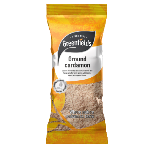 Greenfields Ground Cardamons 50g