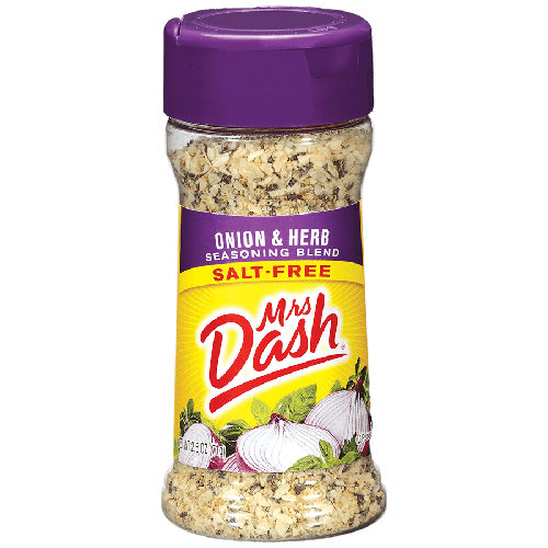 Mrs Dash Onion & Herb Seasoning Blend 71g