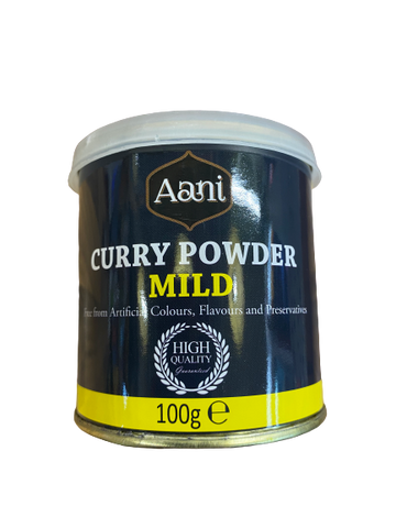 Aani Mild Curry Powder 100g