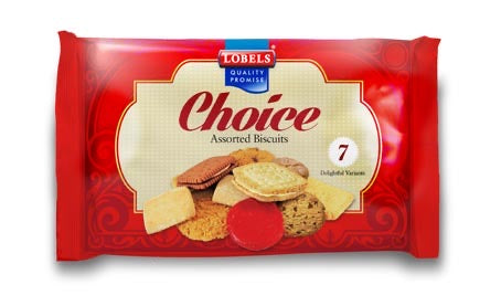 Lobbels Choice Biscuits 200g