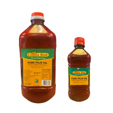 Ghana Best Pure Palm Oil
