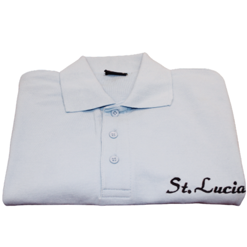 St. Lucia Polo T-Shirt