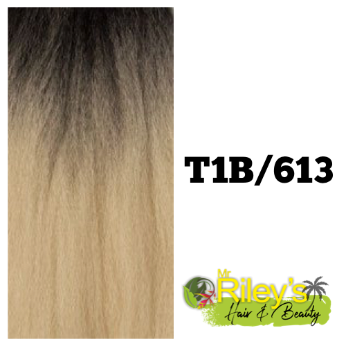 "French Wave pony tail 30"" blonde t1b/613"