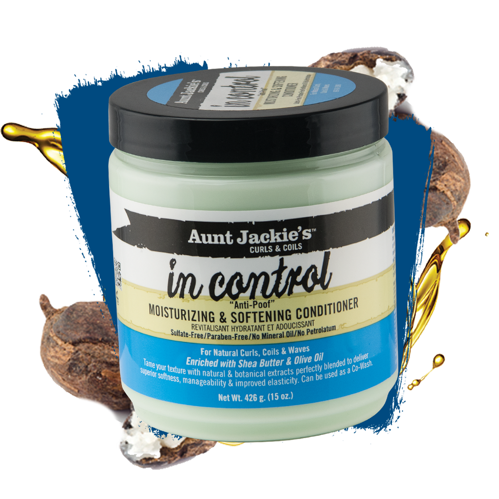 Aunt Jackie's In Control – Moisturizing & Softening Conditioner
