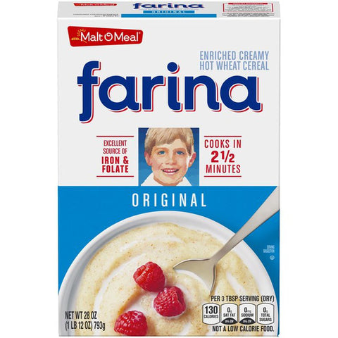 Malt O Meal Farina Original 510g