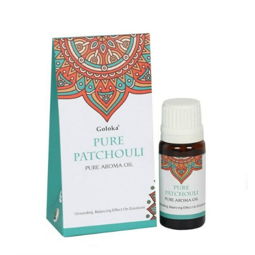 Pure Patchouli Oil