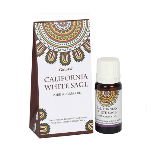 Californian White Sage Oil