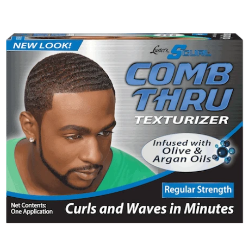 Luster's S-Curl Regular Strength Texturizer (1 App)