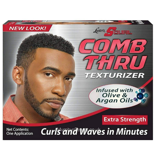 Luster's S-Curl Extra Strength Comb Thru Texturizer (1 App)