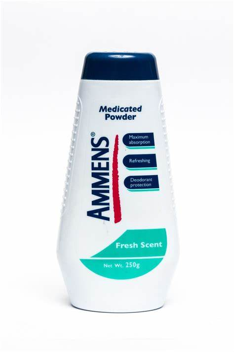 Ammens Fresh Scent Medicated Powder Jamaican