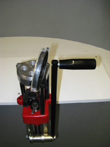 Standard height roller lever for LEE classic turret press