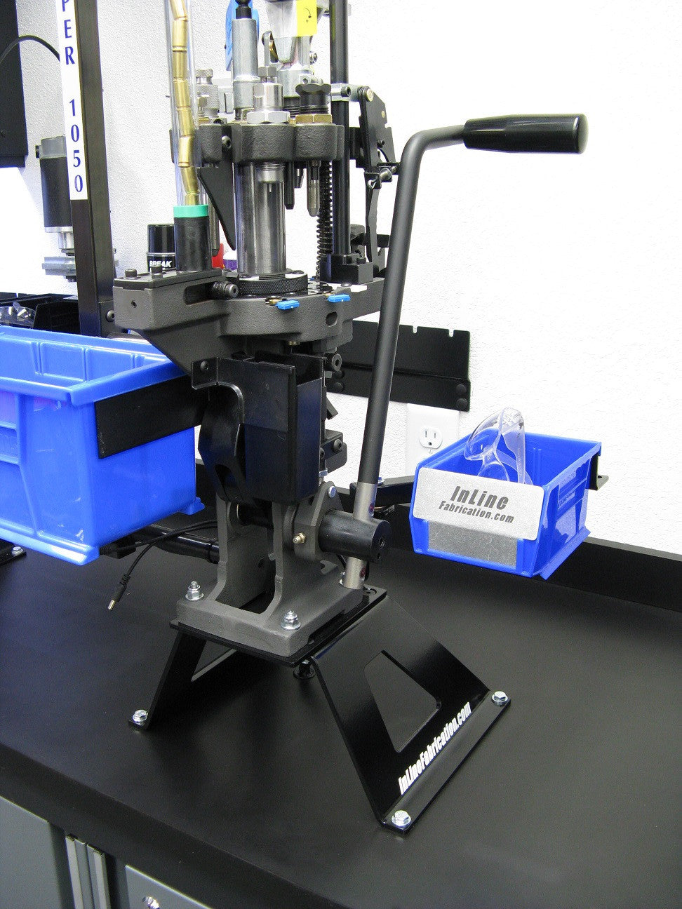 Ultramount For The Dillon 1050 Inline Fabrication