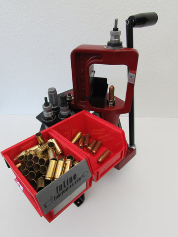 Sidebin system for Hornady Single stage Classic