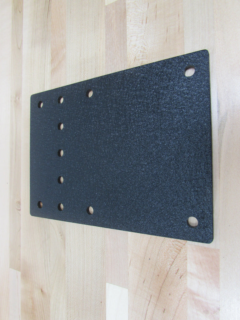 Intermediate plate for Dillon XL 650 strongmounts.