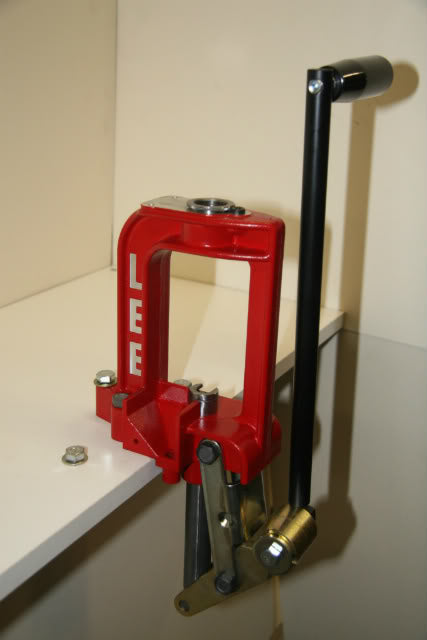 Standard height roller for LEE Breech lock challenger