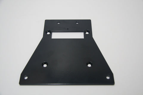 Quick change system base plate. (To convert your existing mount to quick change style.)