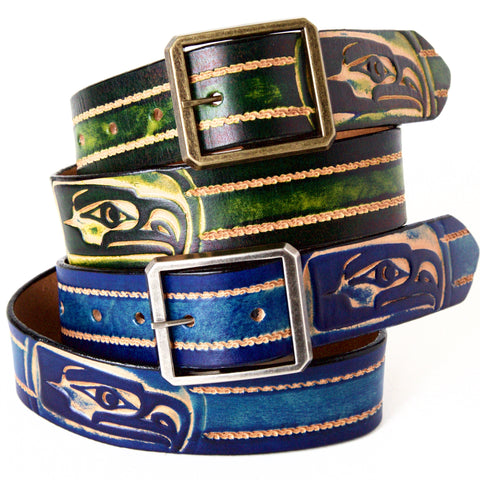 d6f2661fb2f Searching for the perfect gift for a 12th man or 12th woman fan  Looking  for a head-turning Blue Friday belt  We ve got you covered!