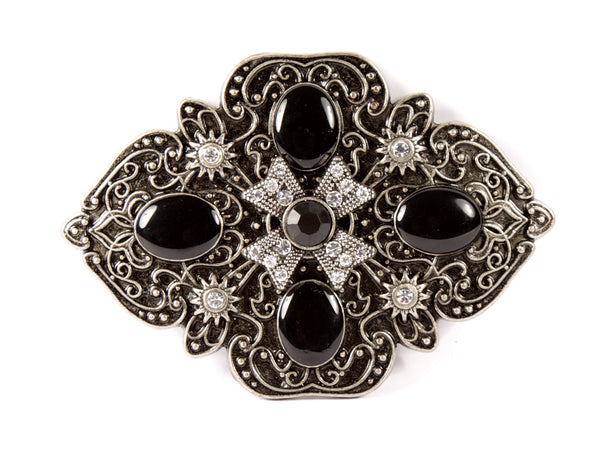 """Onyx"" Theme Belt Buckle"