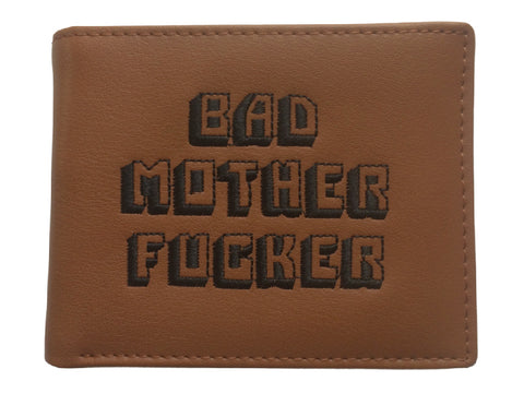 """The Badest Wallet Around""- Brown"