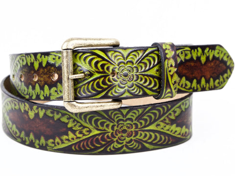 Good Karma Leather Belt