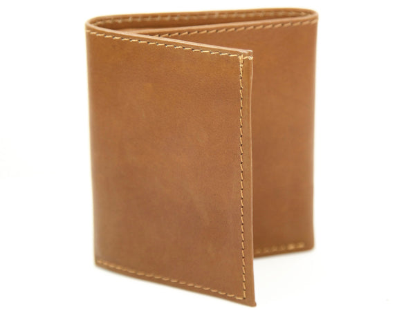 Deluxe Tri-Fold Leather Wallet