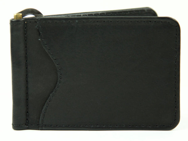 "Handmade ""Bi-fold Money Clip Wallet"""