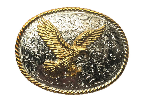 ''Eagle'' Theme Belt Buckle