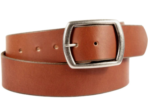 "Handmade Leather Belt-""La Rubia"" (1.75"")"