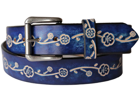 La Belle Leather Belt