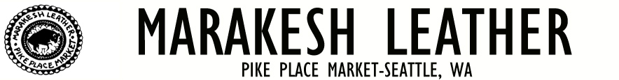 Marakesh Leather