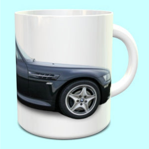 BMW Z3M Roadster Mug in black