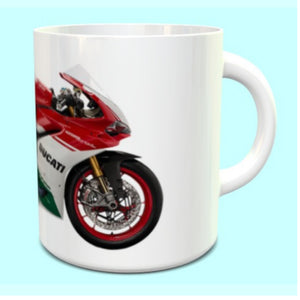 Ducati 1299 Panigale R Final Edition Mug