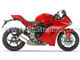 Ducati 939 Supersport Red Mug