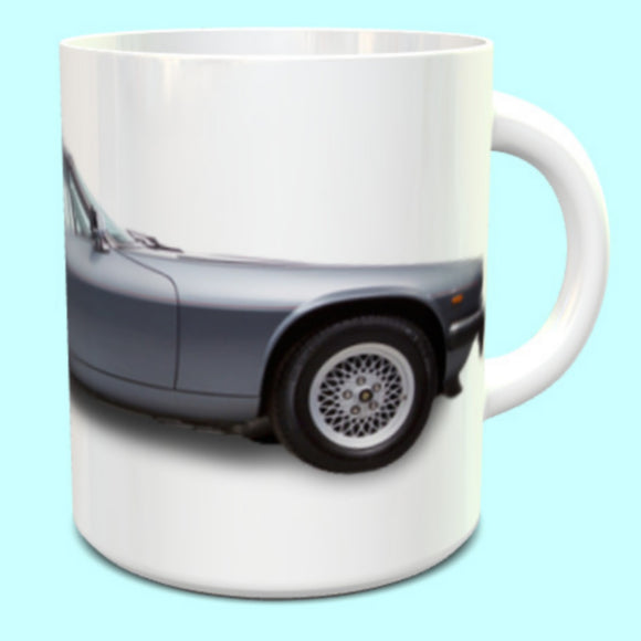 Jaguar XJS Coupe Tungsten Mug