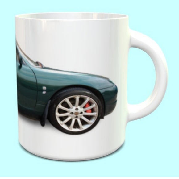 MG TF Mug in Green