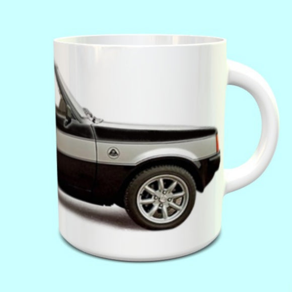 Talbot Sunbeam Lotus Mug Black